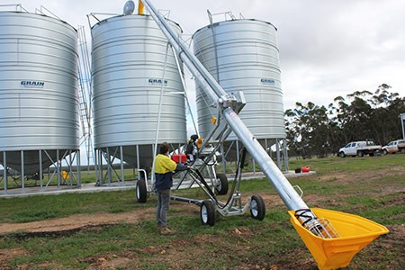 Grain Auger Specifications
